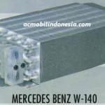 evaporator-mercedez-benz-mb-w-140-tebal